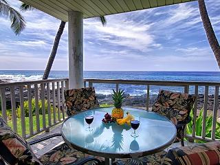 Oceanfront Luxury Kailua-Kona Hale Kai O'Kona #7 - Kailua-Kona vacation rentals