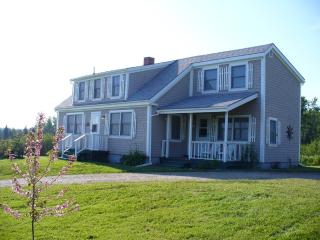 Gael Wind Cottage at Holmes Bay - Downeast ME - East Machias vacation rentals