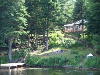 Adirondack Retreat On Chateaugay Lakes - Lyon Mountain vacation rentals