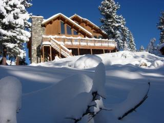 4,000 S/Ft. Log Home Donner Lake -Wolfe Estates - North Tahoe vacation rentals