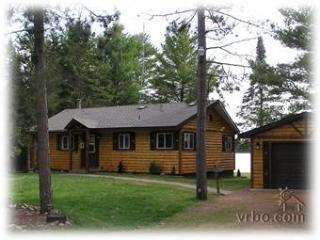 Northern Wisconsin Lakefront Vacation Rental Cabin - Sayner vacation rentals