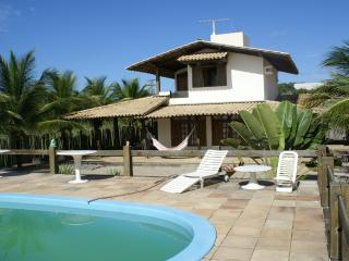 Beach House on Atlantic Coast of Brazil - State of Bahia vacation rentals