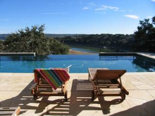 Luxury Waterfront Estate w/Pool, Game Room & More! - Texas Hill Country vacation rentals