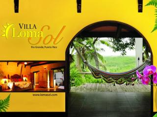 Private 16 acre Estate - Rental in Puerto Rico - Rio Grande vacation rentals