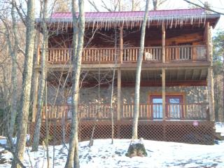 Cherokee National Forest Cabins - Chuckey vacation rentals