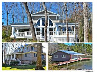 Vacation Rental on Lake Guntersville. Sleeps 15. - Alabama Mountains vacation rentals