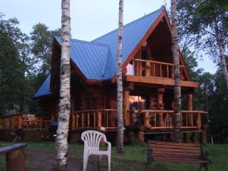 Seaside Real Log Cottage Rental - Port Greville vacation rentals