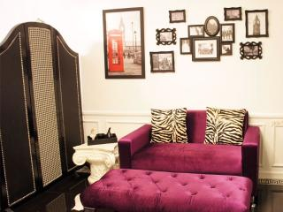 Modern Victorian Decor Condo for Rent Quezon City - San Jose vacation rentals