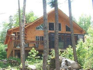 Lake Front Maine Cabin on Cold Stream Pond - Lincoln vacation rentals