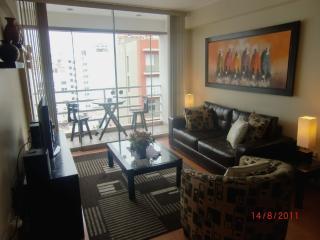 Beautiful 3 bed /2.5 bath Apartment in Miraflores - Miraflores vacation rentals