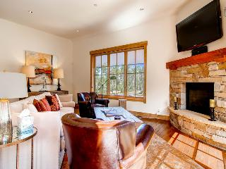 White snow, blue skies - Mountain village core, private elevator, foosball table - The Blue Bird at Belvedere Park - South Lake Tahoe vacation rentals