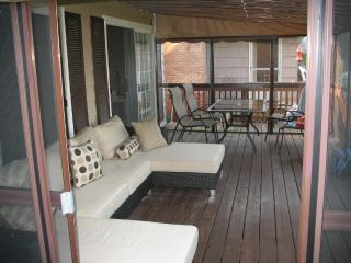 Beautiful LAKE FRONT House / Pontoon Boat INCLUDED - Cassopolis vacation rentals