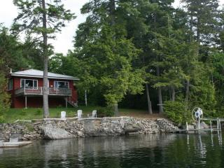 Waterfront Rental on Pleasant Pond - New Limerick vacation rentals