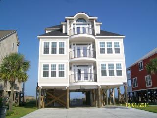 Oceanfront 8 BR/9BA New Construction - Murrells Inlet vacation rentals