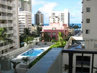 Affordable family condo for the price of studio - Waikiki vacation rentals