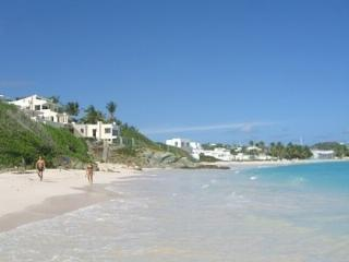 Caribbean Beach Villa right on the best Beach - Dawn Beach vacation rentals