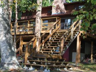 Lakefront Home with Private Beach and Scenic Vista - Seymour Arm vacation rentals