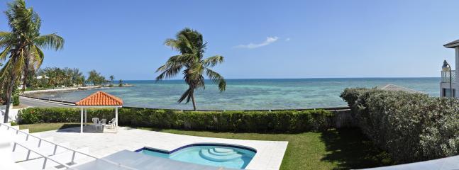 Oceanfront Townhouse - Image 1 - Nassau - rentals