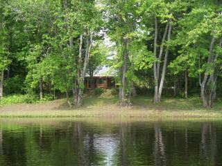Penobscot Riverfront Cabin Rental - Lincoln vacation rentals