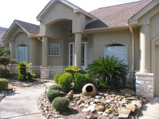 Beautiful Waterfront HM w/ BoatDock--3BD/3.5BA - Spicewood vacation rentals