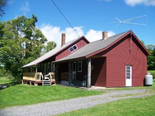 Farmhouse at Kingdom Farm - Island Pond vacation rentals