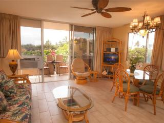 Picturesque Condo with 1 Bedroom/2 Bathroom in Kihei (Nani Kai Hale # 301) - Kihei vacation rentals
