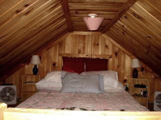 Cozy cottage on quiet pond, perfect getaway - Turner vacation rentals