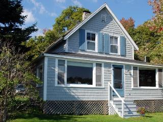 Seasonal Oceanfront Cottage, Fabulous Views - Boothbay vacation rentals