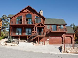 Luxury Lakeview Cabin - Big Bear Area vacation rentals