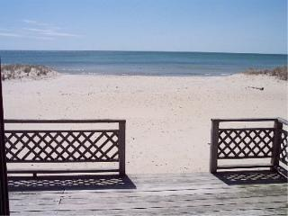 Ocean Front House.Directly on the beach. - West Dennis vacation rentals