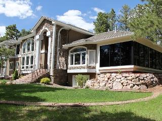 Luxury, 7957, SF, 5 BR, 6 Bath, 7 FP, North CS - Manitou Springs vacation rentals