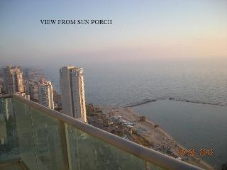 Beautifull new 5 rooms appartment on the beach - Ashdod vacation rentals