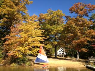 Beagle Beach House w/ Private boat launch & Hottub - Allegan vacation rentals