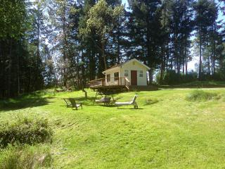 Cozy Charming Cabin - San Juan Islands vacation rentals