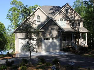 Lake Norman Brand New Home with gated entrance. - Mooresville vacation rentals