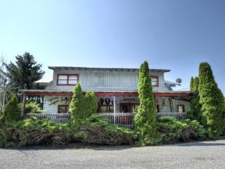 Large Log Cabin Suite on Douglas Lake, TN - Dandridge vacation rentals