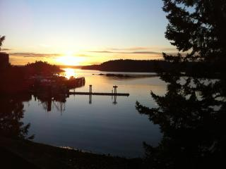 Oceanfront 2 bedroom with hot tub, pets welcome! - Vancouver Island vacation rentals