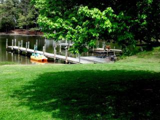 Stunning River Retreat - Dock - Hot Tub - Kayaks - White Stone vacation rentals