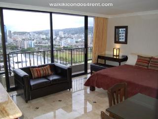 Premium Studio Partial Ocean View - Waikiki vacation rentals