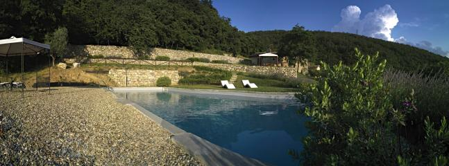Swimming pool - Luxury Villa on the Hills of Florence - Florence - rentals