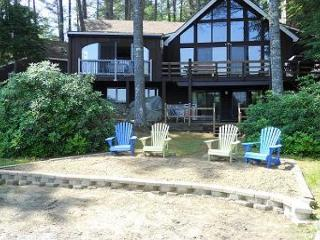 Winnipesaukee Wtrfront For 12 w/SAND BEACH - Center Sandwich vacation rentals