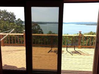 Amazing Lake Front & View, Private Home - Table Rock Lake vacation rentals