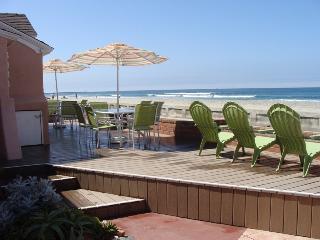 Best Patio in Mission Beach - San Diego vacation rentals