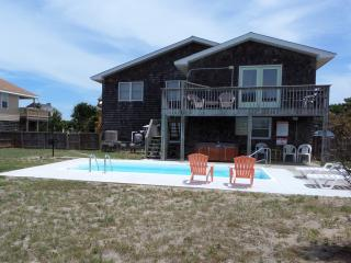 Ocean Views! Private Pool! Hot Tub Always Open! - Kitty Hawk vacation rentals