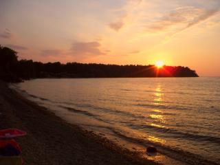 Lakefront Beauty on Private Cove-2 Cottages - Sodus Point vacation rentals