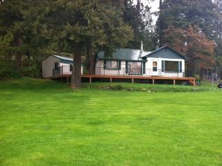 Beachfront property on Lake Coeur d' Alene - Harrison vacation rentals
