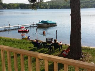 Water front,sandy beach home. Perfect for kids! - Shapleigh vacation rentals