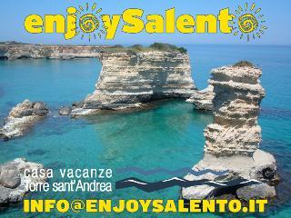 enjoy Salento - Summer Holiday Beach House Rental - Torre Dell'Orso vacation rentals