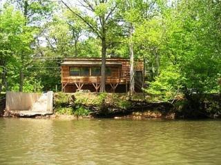The Lang Cabin - Riverfront - Near Gem Mines - Franklin vacation rentals