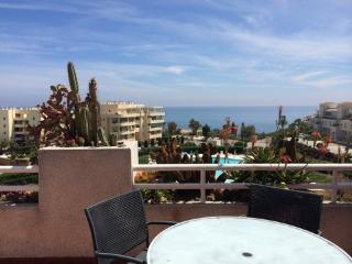 FRONT LINE 1 BED ATIC IN MIJAS COSTA - Province of Malaga vacation rentals